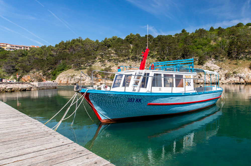 MIKI 1 | Single diving trips | DIVE CENTER KRK | Croatia